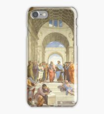 The School of Athens, Raphael Masterpiece iPhone Case/Skin