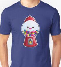 Kawaii Gum Ball Machine Unisex T-Shirt