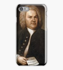Johann Sebastian Bach, German Composer iPhone Case/Skin