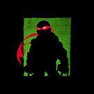 Red Ninja by bigsermons