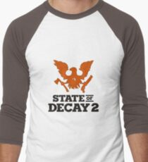 State of Decay 2 Men's Baseball ¾ T-Shirt
