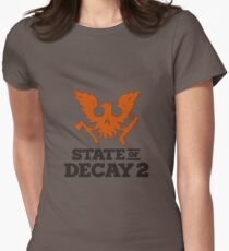 State of Decay 2 Women's Fitted T-Shirt