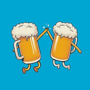 Cheers by Madkobra