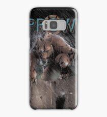 Prowl on Cliff Samsung Galaxy Case/Skin