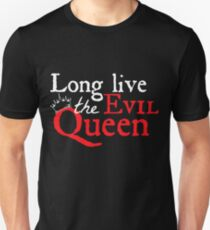 THE EVIL QUEEN Unisex T-Shirt