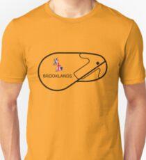 Brooklands Circuit Unisex T-Shirt