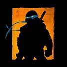 Blue Ninja by bigsermons