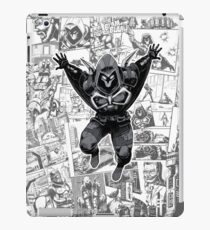 From Above Comic Book 05 iPad Case/Skin
