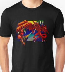 Super Metroid SNES Unisex T-Shirt