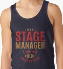 Stage Manager Thing Tank Top