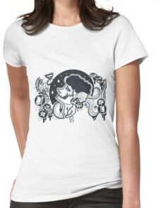 Zombification  Womens Fitted T-Shirt
