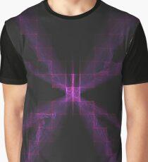 Electric Nerves | Fractal Art Graphic T-Shirt