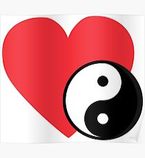 Love Yin  Yang. Poster