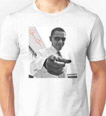 Camiseta unisex Obama