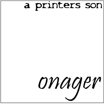Onager - A Printers Son by Onager