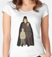 """Maybe Vader someday later"" Women's Fitted Scoop T-Shirt"