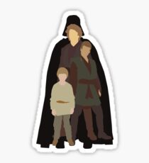 """Maybe Vader someday later"" Sticker"