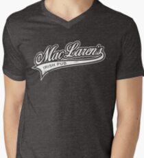 MacLaren's Pub Men's V-Neck T-Shirt