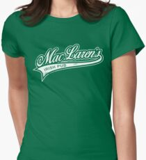 MacLaren's Pub Women's Fitted T-Shirt