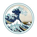 The Great Wave by jaegerolivia
