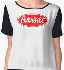Peterbilt Chiffon Top