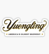 yuengling - Americas Oldest Brewery Sticker