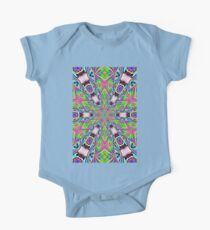 psychedelic radiance totem Kids Clothes