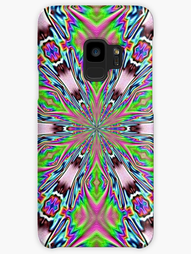 psychedelic radiance totem by dreamweavergt