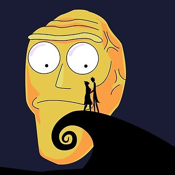 Rick and Unity  by Phantomtollboy