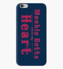 Mookie Betts stole my Heart iPhone Case