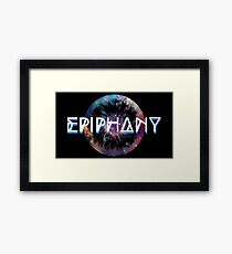 Astral Epiphany Framed Print