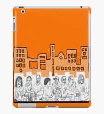 Folks in Community iPad Case/Skin