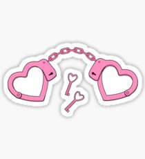Love Cuffs Sticker