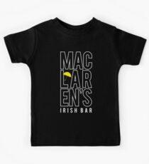MacLaren's Irish Bar Kids Clothes