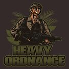 Heavy Ordnance by AndreusD