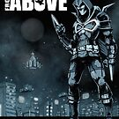 From Above Comic calendar by Craig Bruyn