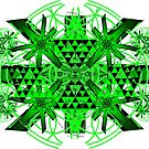 Green Chaos by Tiduk