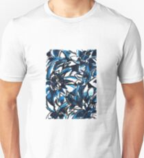 Blue Flowers Unisex T-Shirt