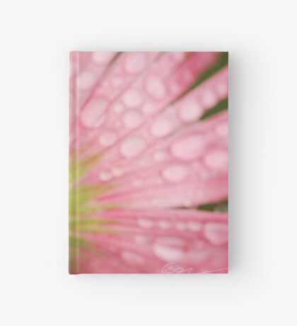 Softly Gerbera Hardcover Journal