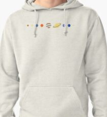 Just Planets Pullover Hoodie