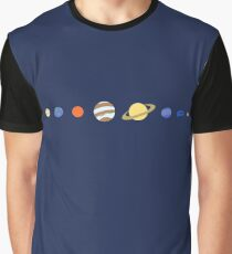 Just Planets Graphic T-Shirt