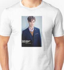 Matthew Grey Gubler Quote Unisex T-Shirt