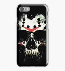 Friday the 13th Skull iPhone Case/Skin