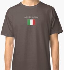 Made In Italy (Light logo) Classic T-Shirt