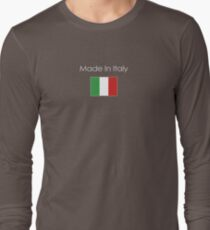 Made In Italy (Light logo) T-Shirt