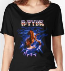 R-Type Women's Relaxed Fit T-Shirt