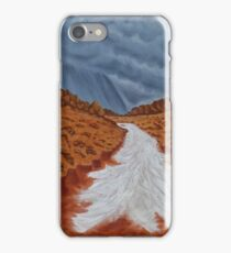 When The Flood Comes iPhone Case/Skin