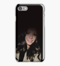 Nina Dobrev iPhone Case/Skin