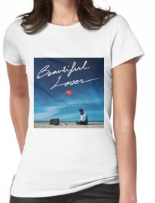 Kyle Beautiful Loser Womens Fitted T-Shirt