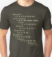 Arthurian  Sequence Slim Fit T-Shirt